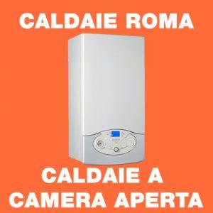 CALDAIE ROMA - Caldaie a Camera Aperta