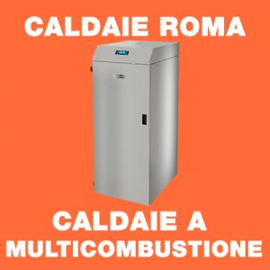 CALDAIE ROMA - Caldaie a Multicombustione