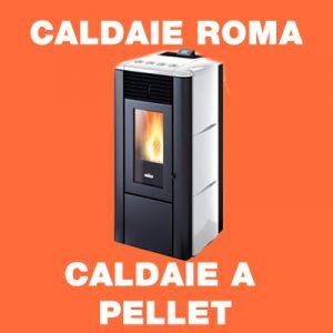 CALDAIE ROMA - Caldaie a Pellet