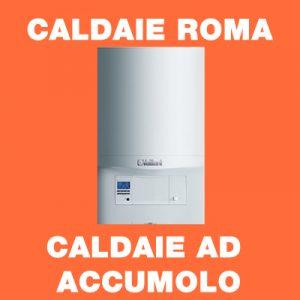 CALDAIE ROMA - Caldaie ad accumolo